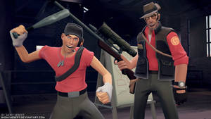 Sniper and Scout