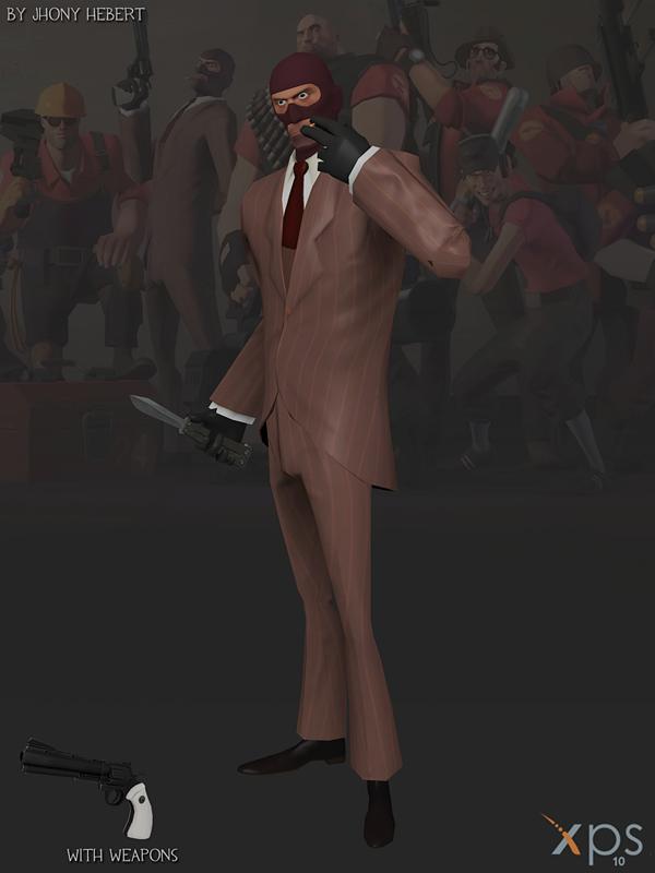 meet the spy red team blue