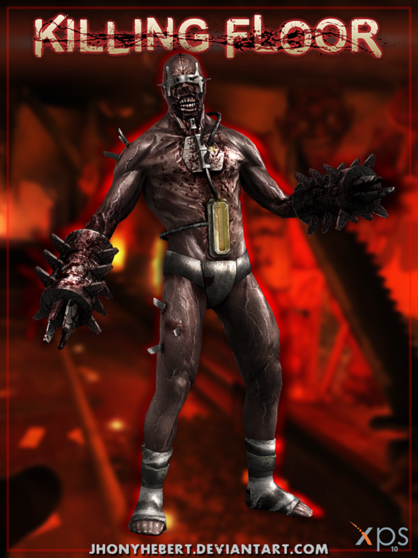 Awesome The Fleshpound   Killing Floor By JhonyHebert ...