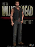 Daryl Dixon - The Walking Dead Survival Instincts