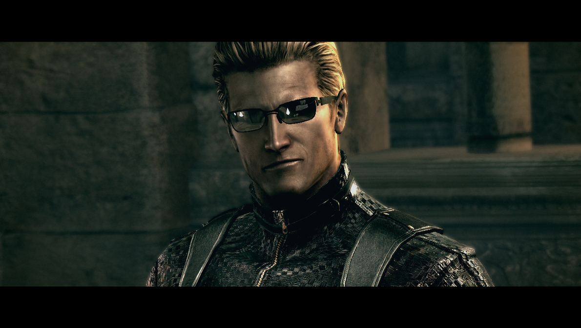 resient evil wesker - photo #26
