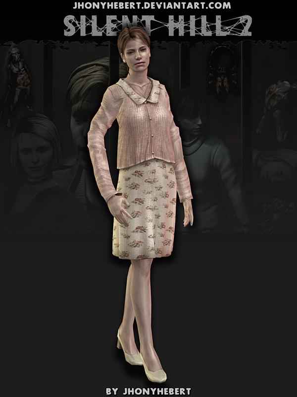 Mary Sunderland Silent Hill 2 By Jhonyhebert On Deviantart