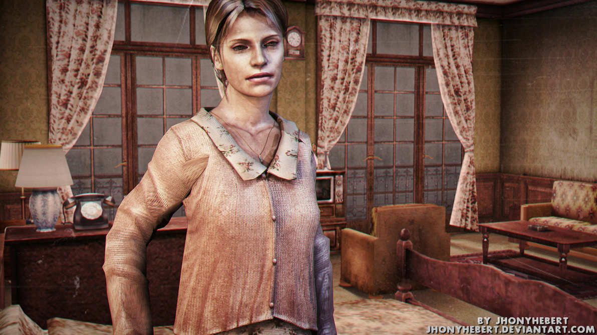 mary_sunderland___silent_hill_2_by_jhony
