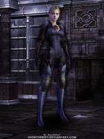Jill Valentine - Resident Evil 5 by JhonyHebert