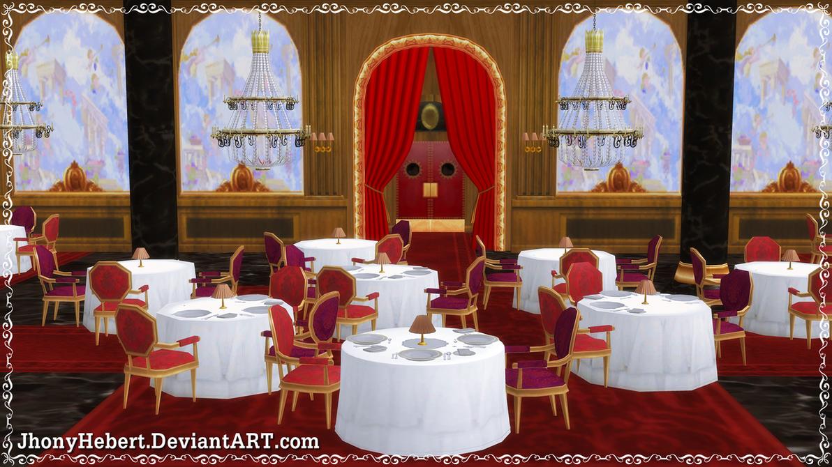 Ratatouille - Restaurant by JhonyHebert
