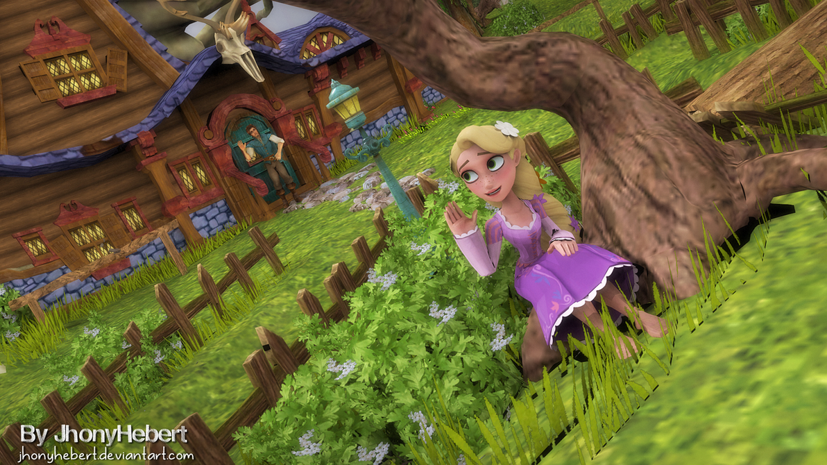 tangled mobile wallpaper download