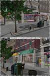 Street - Johnny's Diner Outside - Dead Or Alive 5