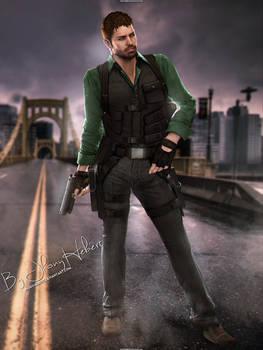 Chris Redfield - Resident Evil 7