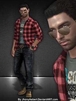 Chris Redfield - RE1 Casual