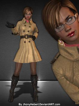 Sheva Alomar - Outerwear Coat