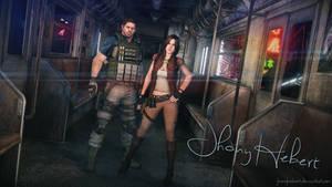 Chris and Helena - Resident Evil 6