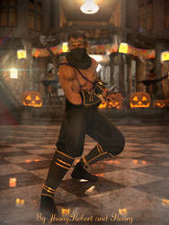 Rig - Dead or Alive 5