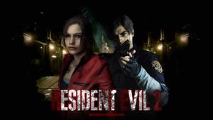 Resident Evil 2 - REMAKE (FANART) by JhonyHebert