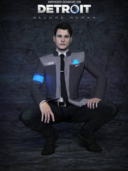 Connor RK800 - Detroit: Become Human