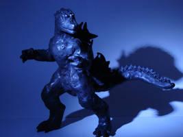 Godzilla Statue 2 by cwgodzilla