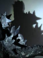 Godzilla Statue 3 by cwgodzilla