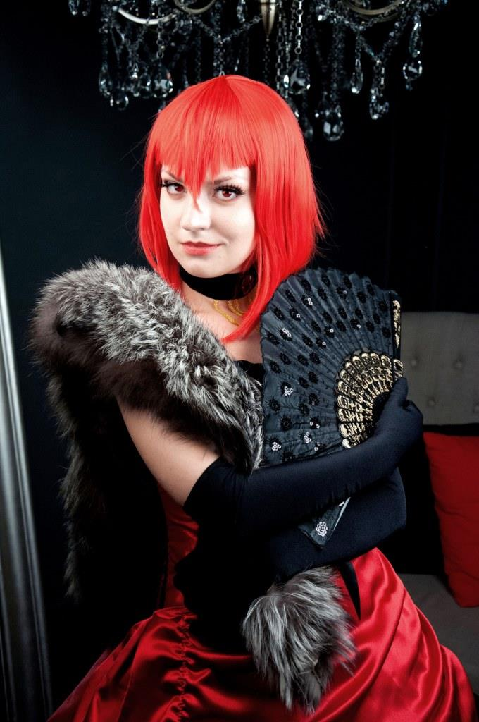 Madame red cosplay by kammael on deviantart for Www dreamhome com