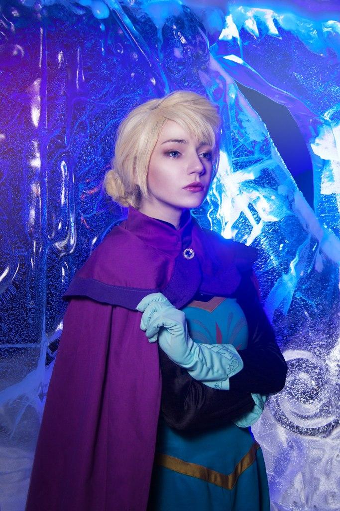 Frozen by kammael