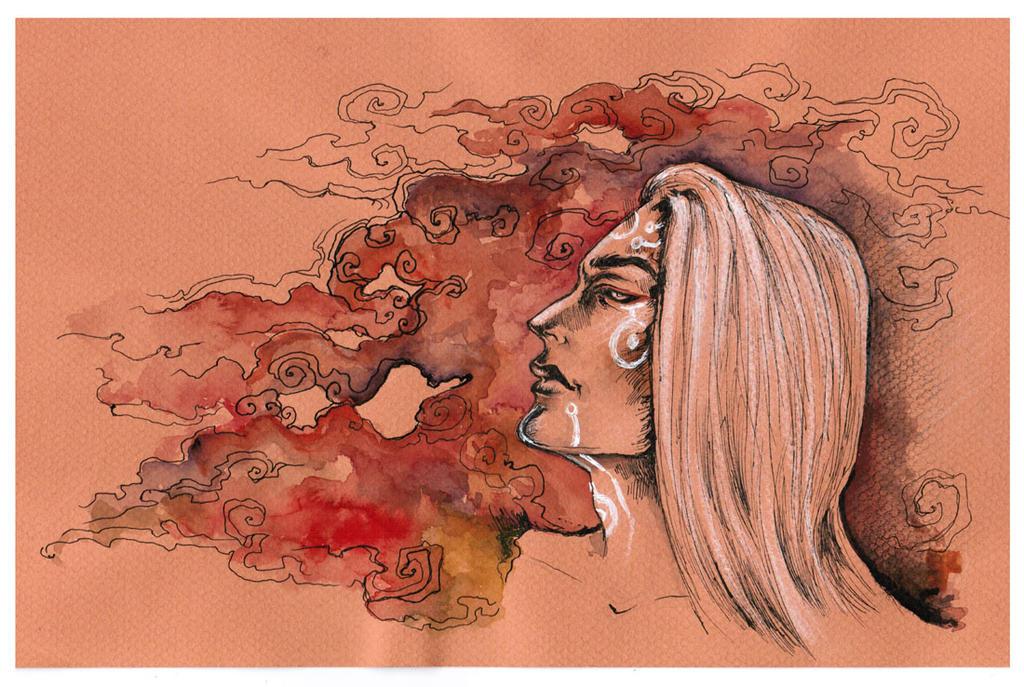 Alter Ego (Mononoke) by kammael