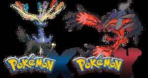Pokemon X and Pokemon Y