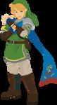 Link : Hyrule Warriors Vector