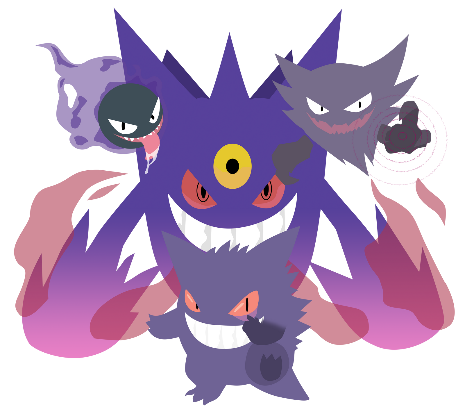 Gengar Images | Pokemon Images