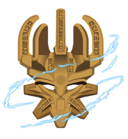 Mask of Creation Vector - Bionicle 2015 by firedragonmatty