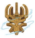 Mask of Creation Vector - Bionicle 2015