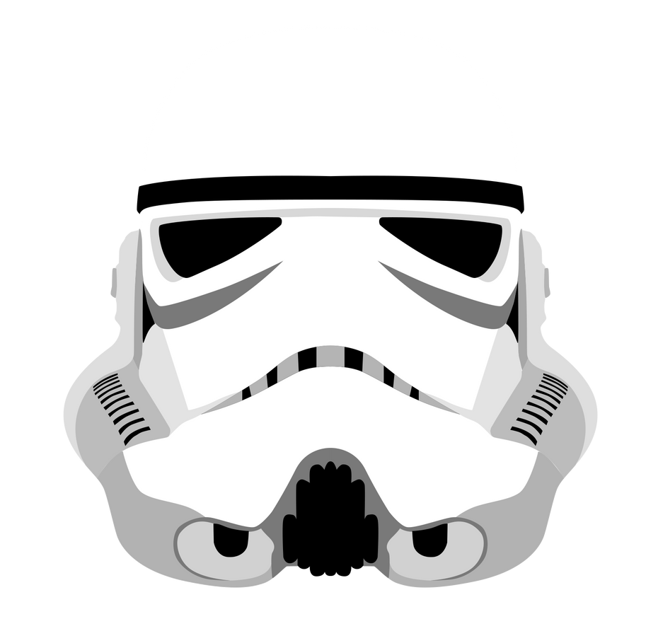stormtrooper helmet star wars vector by firedragonmatty on deviantart rh firedragonmatty deviantart com stormtrooper vector png stormtrooper vectoriel