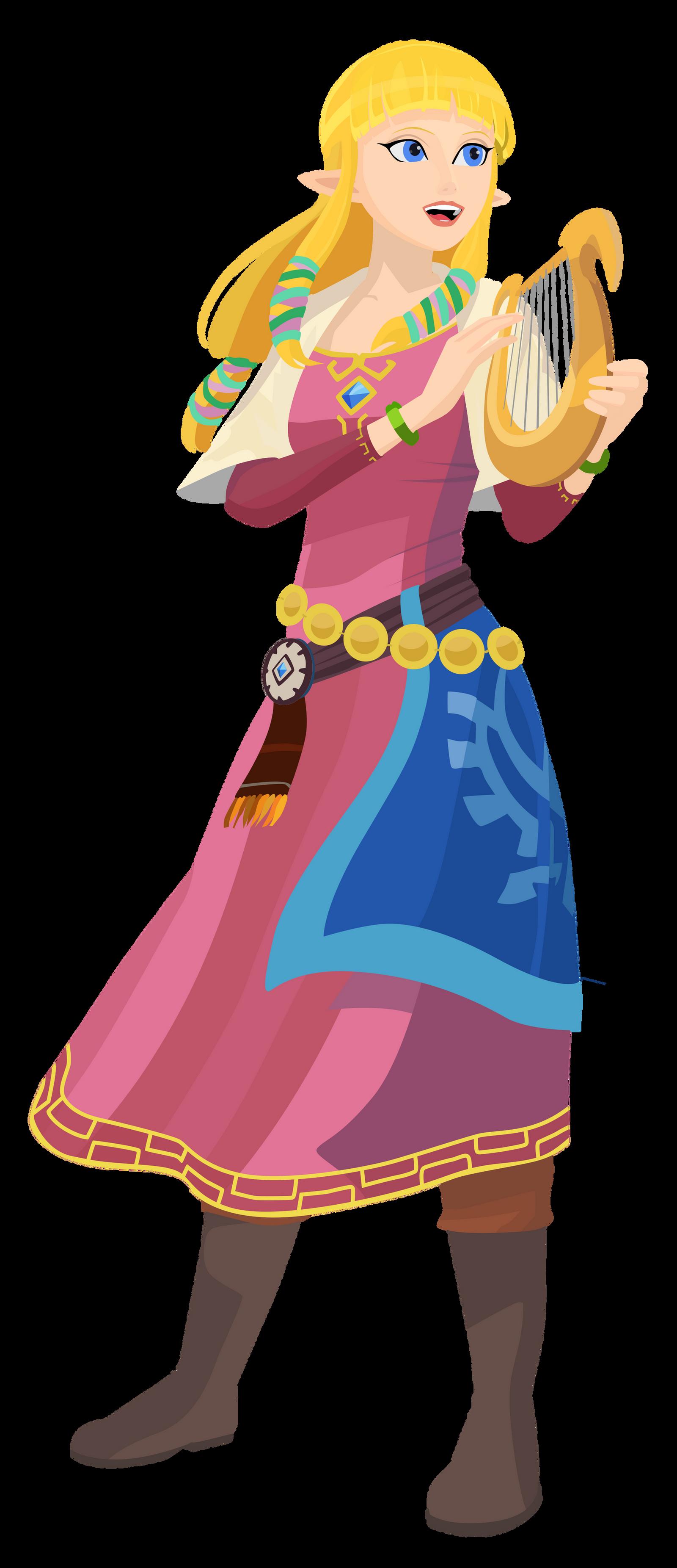 zelda vector legend of zelda skyward sword by
