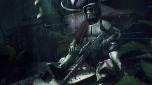 Left Behind - Star Wars Poster [Source Filmmaker] by firedragonmatty