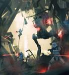 Assault - Star Wars Poster [Source Filmmaker]
