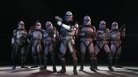Lineup - Star Wars Poster [Source Filmmaker]
