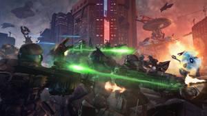 Until the End - Halo Poster [Source Filmmaker]