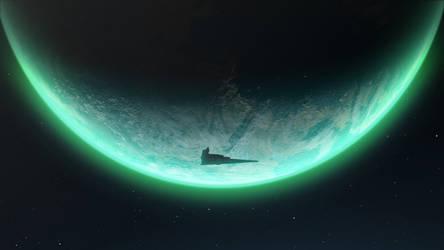 Star Wars - Imperial Silhouette by firedragonmatty