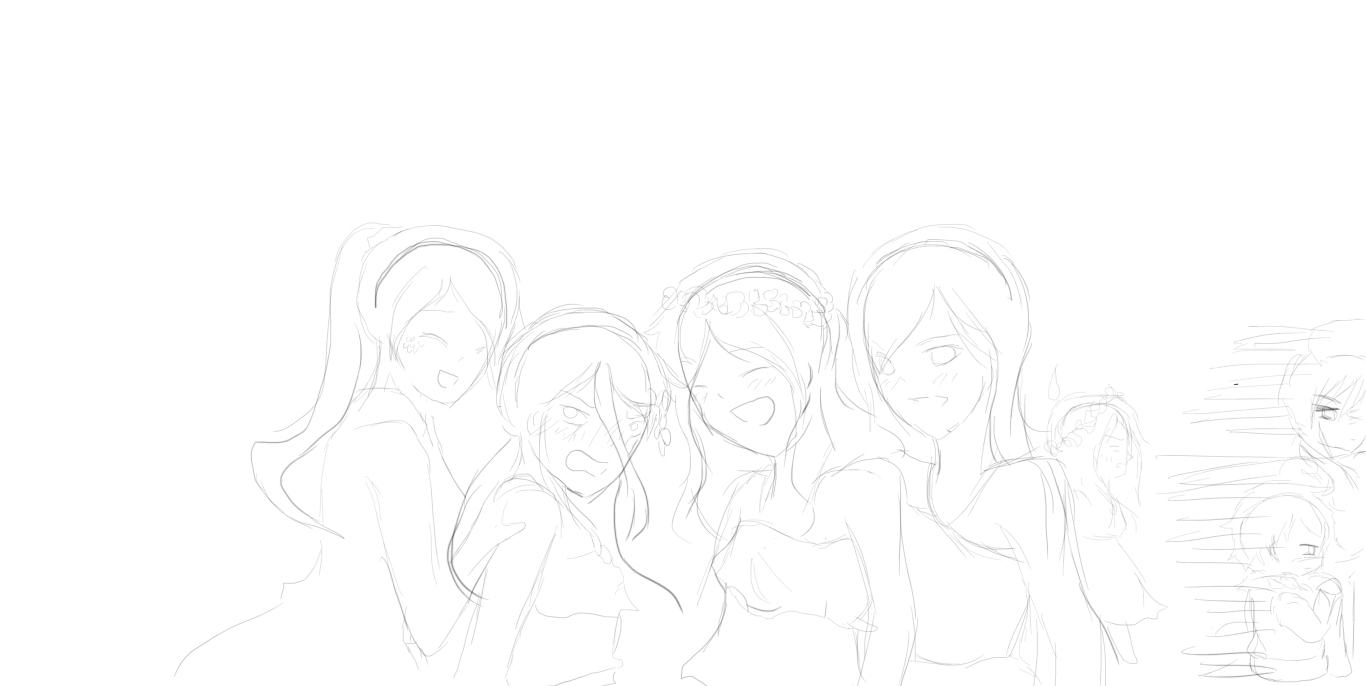 (Bad Sketch) Synchronicity Parody by Pr0j3CT5AkuR4