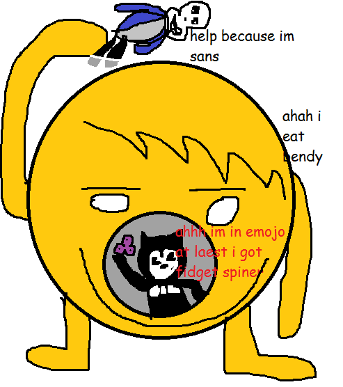 Belly Rumble Furry: Emoji Bendy Vore!!! By Sansoncelercharakid On DeviantArt