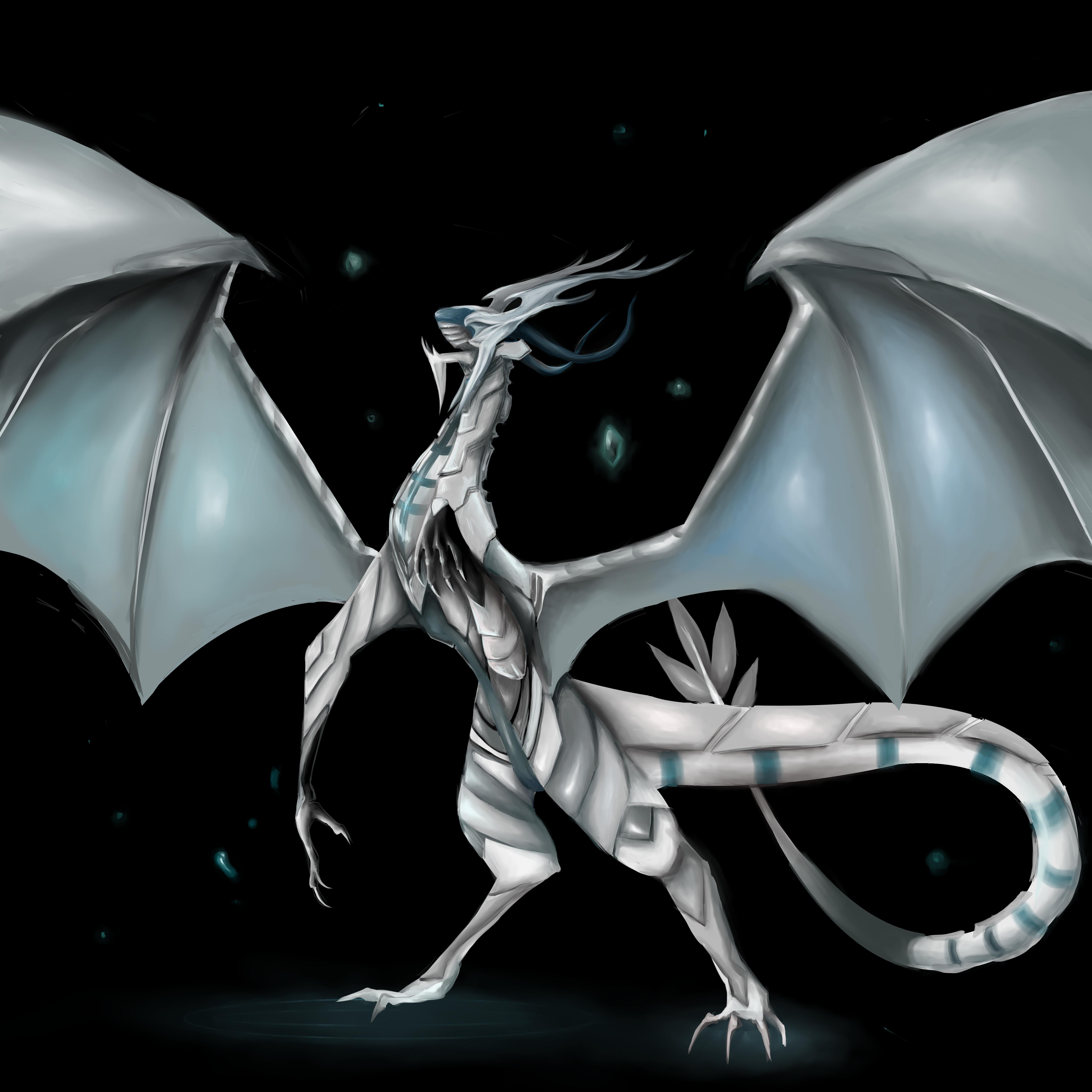 Dragon form Kamui by AWildNerr on DeviantArt