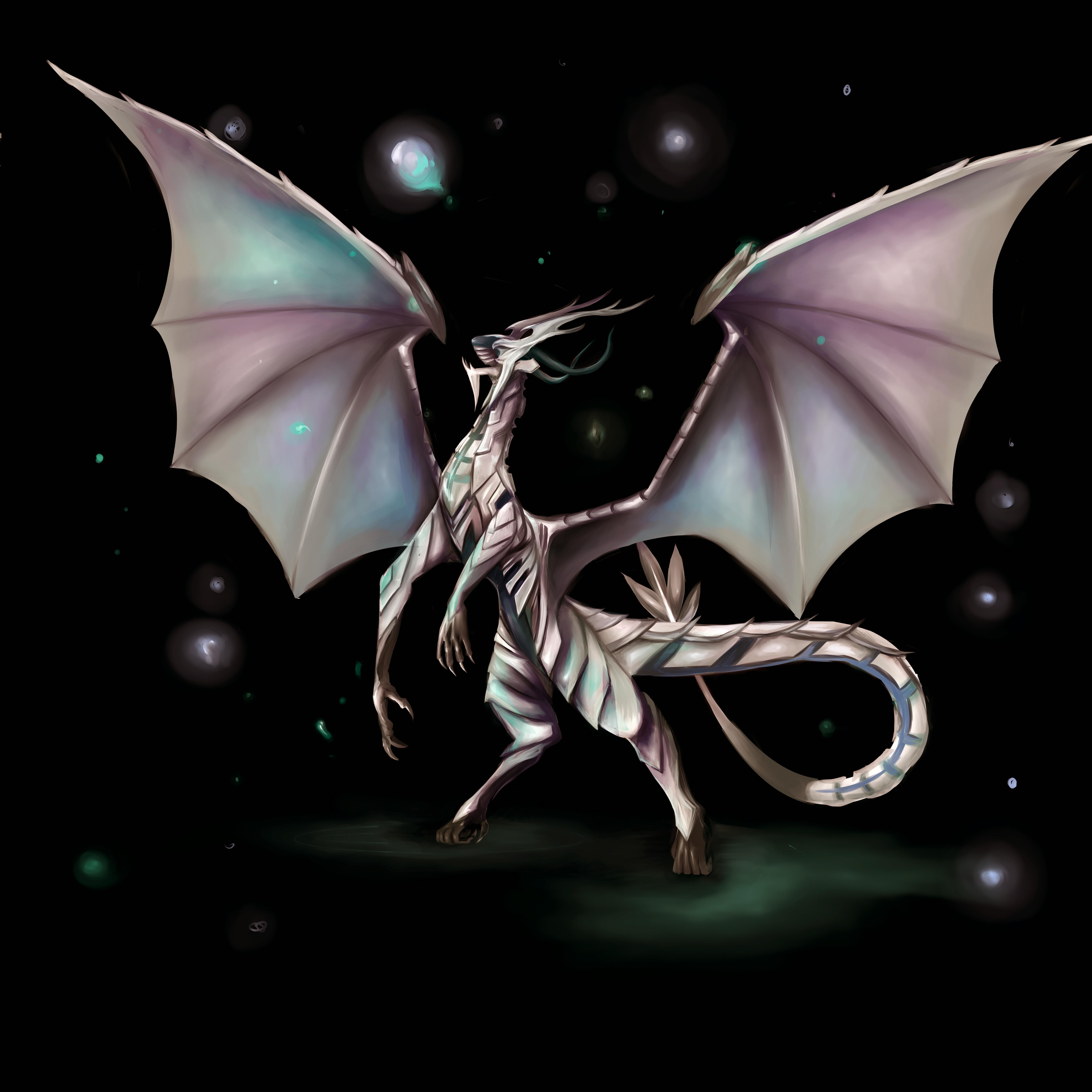 Dragon form Corrin by AWildNerr on DeviantArt