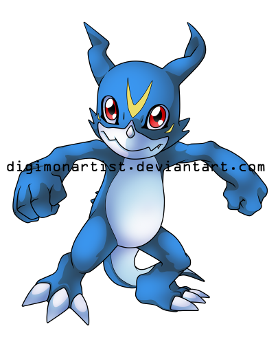digimon veemon evolution - photo #36