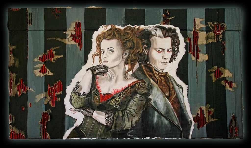 Sweeney Todd - Mrs Lovett