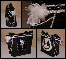 Customized Bag by PiratePrincessElayne