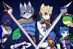 Star Fox by Tee-J