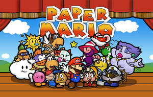 Paper Mario by Tee-J