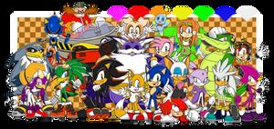 20 Years of Sonic