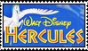 Stamp: Disney's Hercules by Tee-J