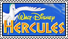 Stamp: Disney's Hercules by Tee-J
