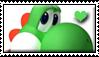 Stamp: Yoshi by Tee-J