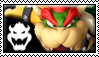 Stamp: Bowser by Tee-J