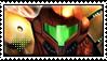 Stamp: Samus Aran by Tee-J